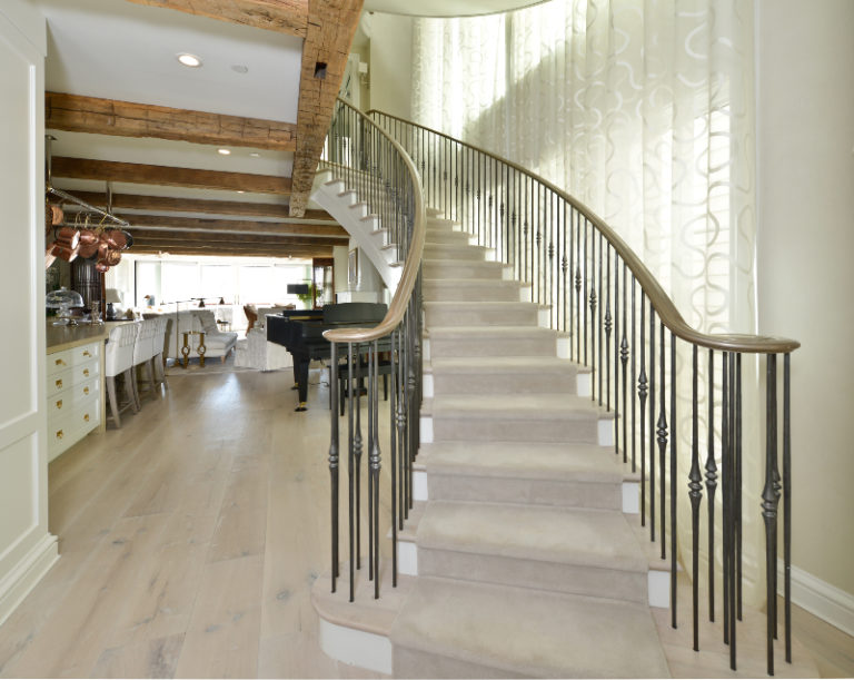 stair railing installation company