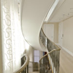 metal staircase for home