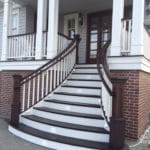 Avalon NJ staircase project
