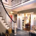 Delaware metal staircase installation