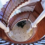 Delaware staircase project view