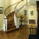 Delaware staircase project front view