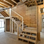 stone harbor wooden staircase