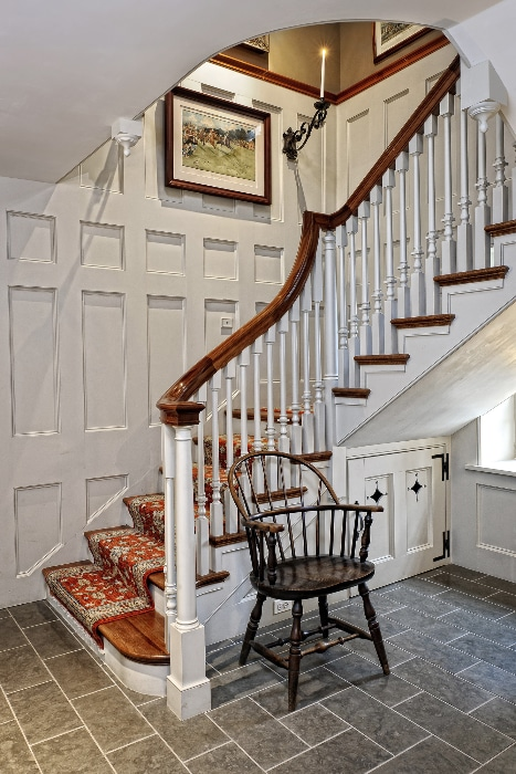 metal staircase manufacturer